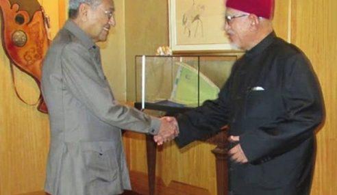 Jumpa Mahathir Bukan Nak Masuk PH – Hadi