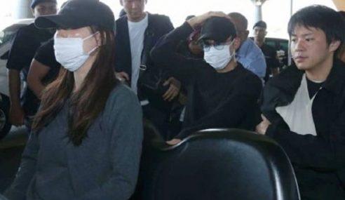 Kento Momota, 3 Lain Keluar Hospital