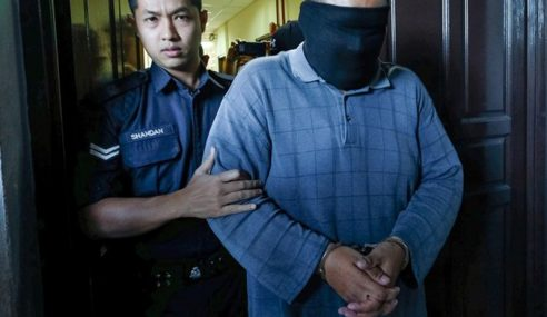 OKU Mengaku Tak Bersalah Tuduhan Liwat Anak