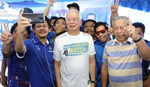 Kajian Ilham Ramal Warisan Menang Bermotif Politik – Najib