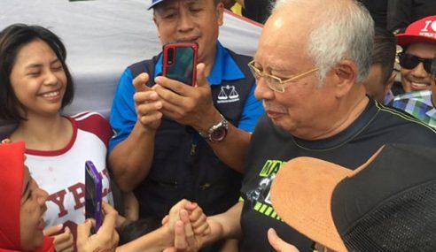 Maszlee Letak Jawatan Bukti PH Ada Masalah Dalaman – Najib