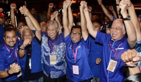 Kimanis Kekal Milik BN, Menang Majoriti 2,029