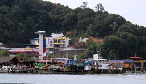 Status Bebas Cukai Pulau Pangkor Bermula Hari Ini