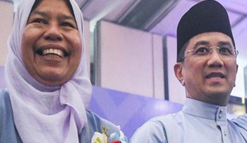 Azmin, Zuraida Hadir Mesyuarat Biro Politik PKR