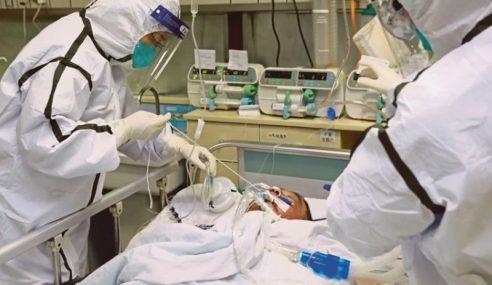 Angka Korban Coronavirus Meningkat 170 Orang