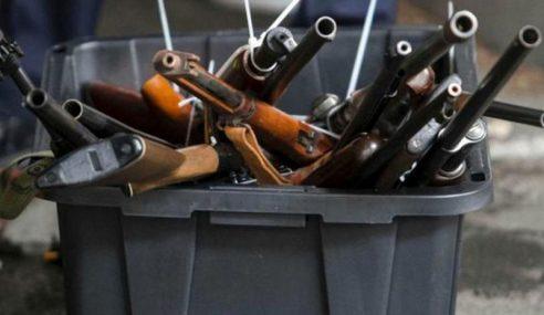 6,900 Permit Senjata Api Akan Dibatalkan