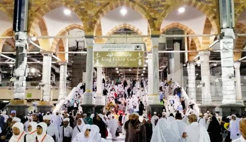 Kuota Haji Cecah 45,000 Jika BN Tadbir Putrajaya