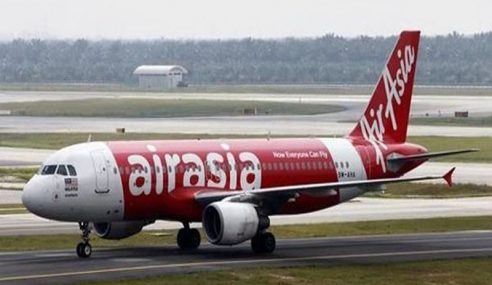 AirAsia, AirAsiaX Antara Penerima Rasuah Airbus Dapat Kontrak
