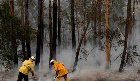 Malaysia Tawar Bantuan Kepada Australia Padam Kebakaran