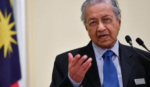 Tiada Keperluan Henti Penerbangan Seluruh China – Mahathir