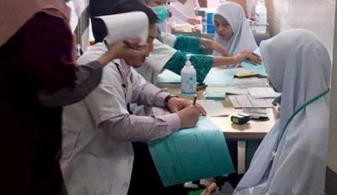 120 Pelajar SMAKJ Keracunan Makan Mi Goreng