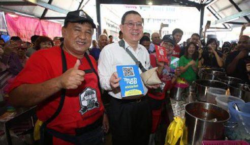 Rakyat Belanja RM10 Juta E-Tunai Pada Hari Pertama