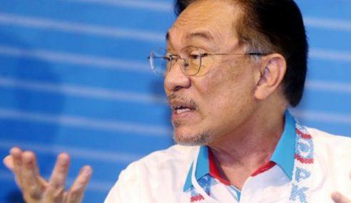 Anwar Tak Setuju Bekas Pemimpin UMNO Sertai Kabinet