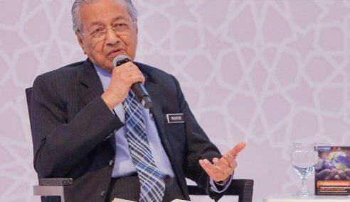 Rombakan Kabinet Bukan Tugas Mudah – Mahathir