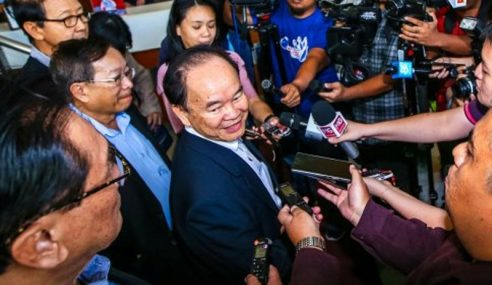 Dong Zong Serah Memorandum Tolak Belajar Jawi