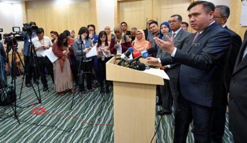 Hanya Penerbangan Malaysia-Wuhan Digantung