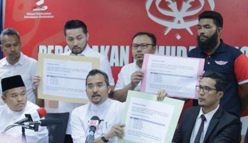 Jual Ladang THP: Pemuda UMNO Desak Mujahid Beri Penjelasan