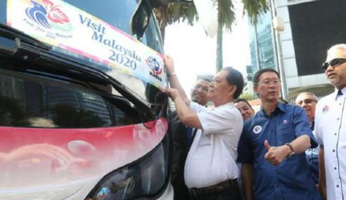 Mohamaddin Ketapi Tak Bimbang Hilang Jawatan Menteri