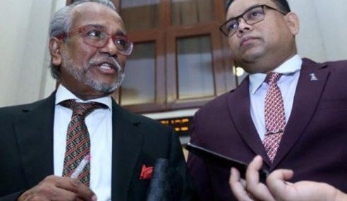 Permohonan Lokman Ketepi Prosiding Komital Ditolak