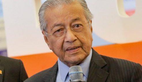 Mahathir Sedia Lepaskan Jawatan Jika Majlis Presiden PH Mahu