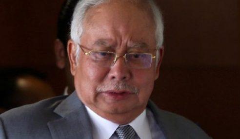 Najib Terkejut Pendedahan SPRM