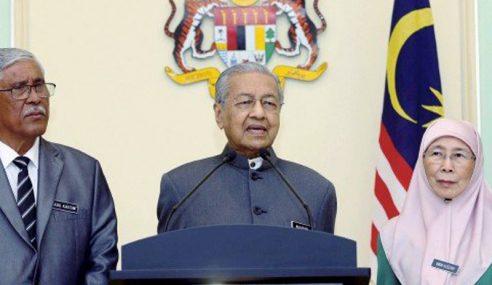 Tindakan AS Tidak Bermoral – Mahathir