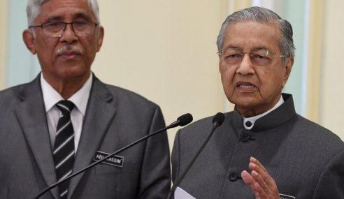 Timbang Cadangan Tribunal Khas Lantik Ketua Pesuruhjaya SPRM