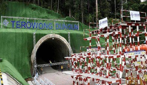 Koronavirus: Pekerja ECRL Warga China Diberi Cuti