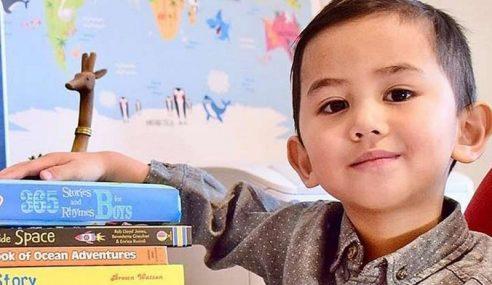 Kanak-Kanak Cerdik Malaysia Ahli Termuda Mensa UK