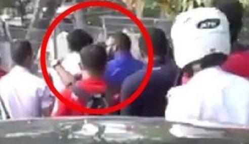 Polis Analisis Rakaman CCTV Insiden Syed Saddiq, Papagomo