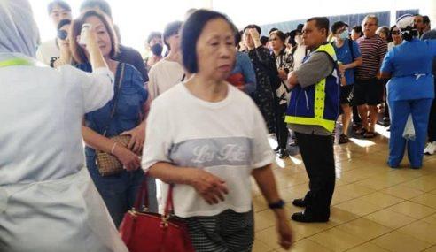 1,209 Warga China Masuk Pulau Pinang Negatif Koronavirus