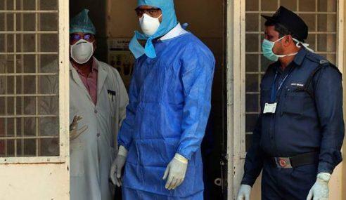 Wanita Kerala Kes Pertama Positif Koronavirus Di India