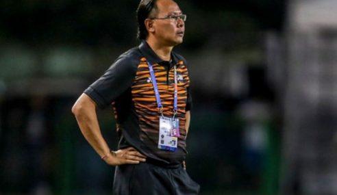 Kim Swee Sah Ketua Unit Pembangunan Belia FAM