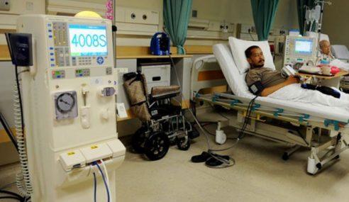 PERKESO Tarik Balik Syarat Baharu Kemudahan Dialisis