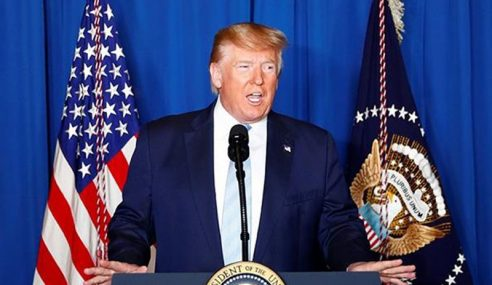 Soleimani Dibunuh Untuk 'Hentikan Peperangan' – Trump