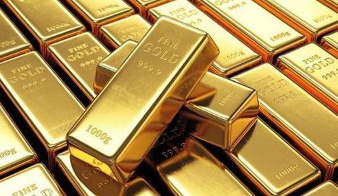 Harga Emas Tertinggi Sejak 2013