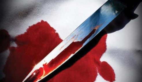 Wanita Ditikam Jiran 10 Kali Dalam Lif