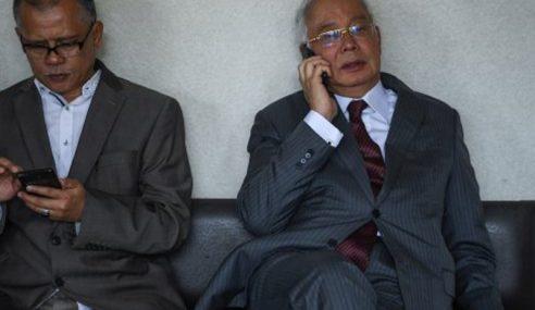 Klip Audio Didedah SPRM Bukti Najib Tak Tahu Dana SRC