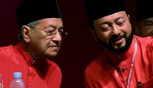 Lima Ahli MPT Bersatu Termasuk Mahathir Dipecat