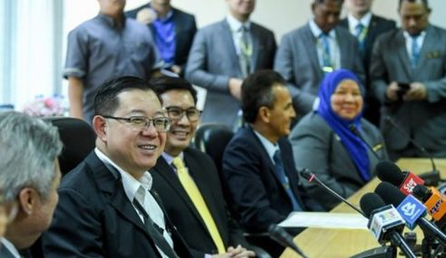 Kabinet Sudah Pilih Pemangku Menteri Pendidikan – Guan Eng