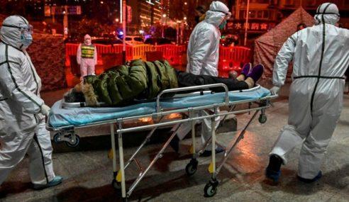 Koronavirus: Angka Kematian Meningkat Kepada 106 Orang