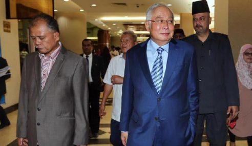Najib Mahu Rakaman Audio SPRM Untuk Bela Diri