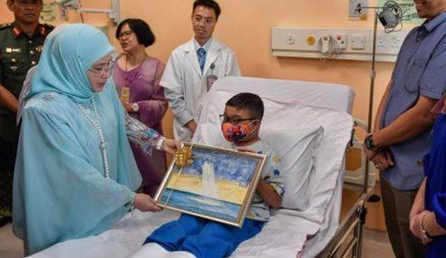 Raja Permaisuri Agong Rasmi Hospital Tunku Azizah