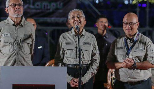Mahathir Gembira Melihat Kejayaan Putrajaya