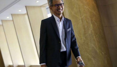 Mahkamah Gantung Prosiding Saman Tony Pua