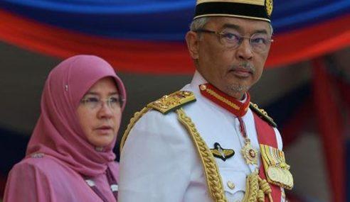 Agong Titah Rakyat Malaysia Jaga Keselamatan, Kesihatan Diri