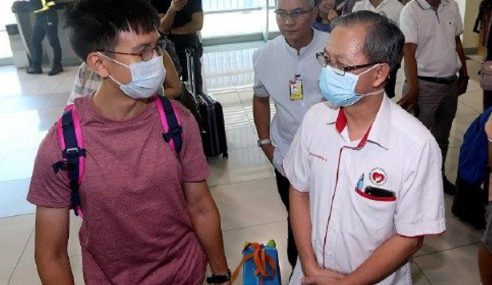 Koronavirus: 8 Warga China Dikuarantin Di Johor