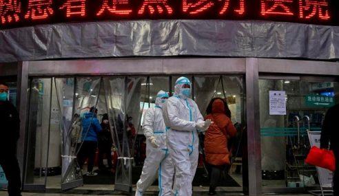 Angka Kematian Koronavirus Melonjak Kepada 56 Orang