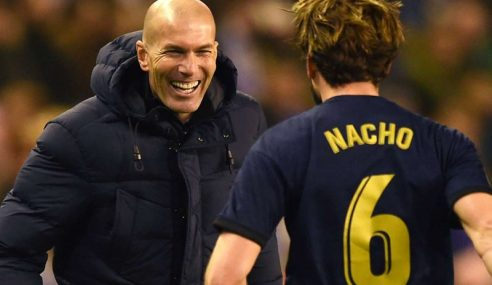 Real Madrid Rampas Tangga Teratas La Liga