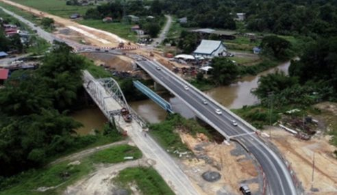 Kos Pan Borneo RM16.5 Bilion Bukan Jumlah Sebenar
